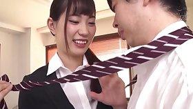 Quickie having it away in the date with stunning wordsmith Mitani Akari