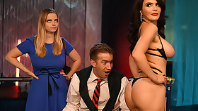 One Sneaky Stripper